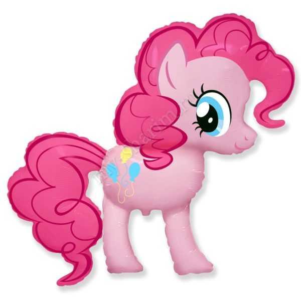 Фигура, Милая пони Пинки Пай, 102см