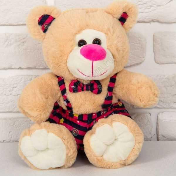 """Мягкая игрушка """"Медведь в штанах"""""""