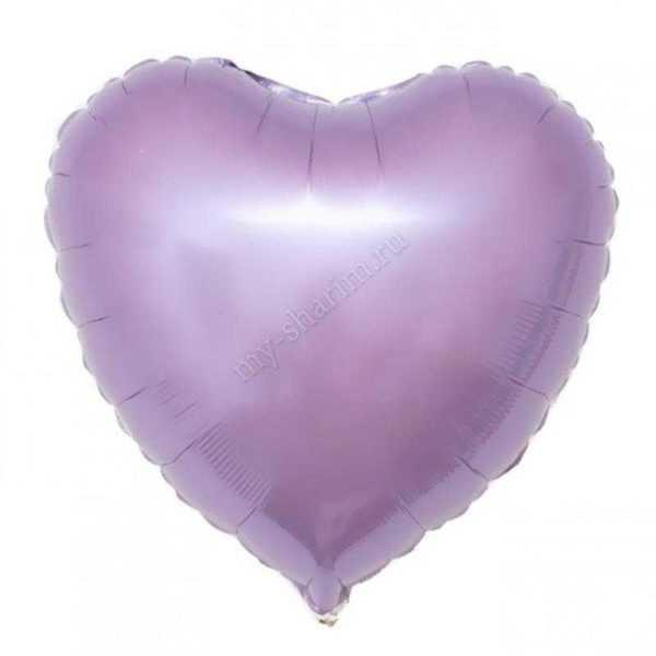 Шар Сердце большое 81см (все расцветки)