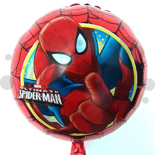 Круг, человек паук, 46см в ассортименте