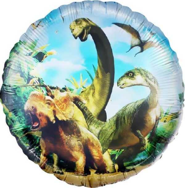 Круг, Динозавры Юрского периода, 46см