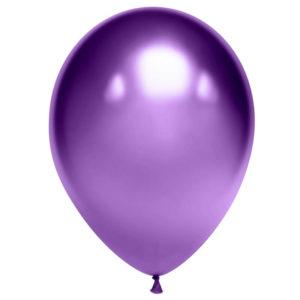 Шар Фиолетовый, хром