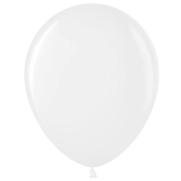 Шар Белый, пастель