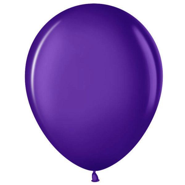 Шар Фиолетовый, пастель