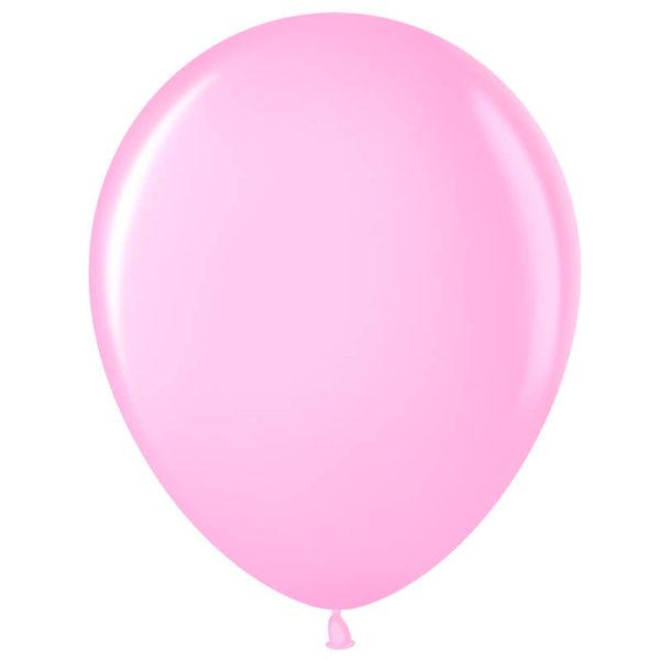 Шар Нежно-розовый, пастель