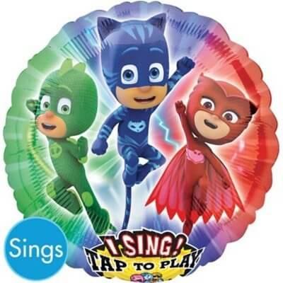 Поющий шар Герои в масках